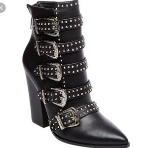 Brand New Steve Madden Comet Boots Size 7.5